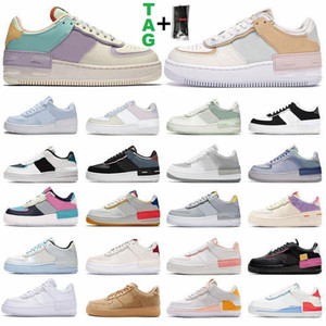 Wholesale pale gold resale online - 2021 Flat Low Platform Running Shoes For Men Women Shadow Utility Triple White Twist Pale Ivory Spruce Aura Mens Outdoor Trainers Sneakers