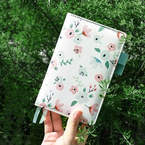 Wholesale diy note books resale online - A6 Notebook Spiral Journal Small Agenda Planner Organizer DIY Monthly Weekly Notepad Office School Diary Wonderful Note Book Set