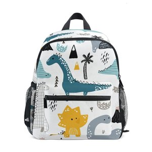 Wholesale old school backpacks resale online - Bags Children For Preschool Kids Kindergarten School Dinosaur Dino Old Comfortable Boy Years Toddler Schoolbag Backpack Bag Uujcg