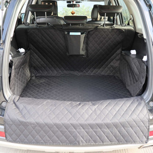 Wholesale aluminum car mats for sale - Group buy pet waterproof slip anti fouling Car boot mat