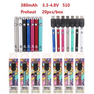 Wholesale kits auto resale online - Popular ECT COSO V variable voltage thread auto safety shut off vape pen battery kit charger included
