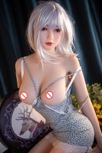 Wholesale real japan sex doll resale online - Sex doll cm Real Silicone Realistic Breast Vagina Oral Japan Anime Male Sex Toy TPE Metal Skeleton Size Masturbation Adult Love Doll