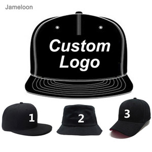 Wholesale custom trucker caps for sale - Group buy baseball customize design d embroidery text fitted hiphop tennis golf snap back trucker hat custom snapback cap
