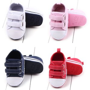 zapatos para caminar niños al por mayor-Otoño New Baby Girls Magic Walking Kids Niños Niños Zapatos Walker No Slip Slip Sueled Baby Shoes