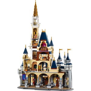 Wholesale cinderella castle for sale - Group buy 2020 hot Cinderella Princess Castle Series Model Building Blocks ing Girl Toys For Children Interesting Girl Gifts