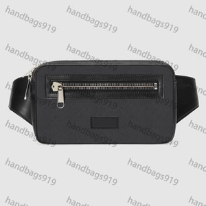 Wholesale polyester waist bags resale online - waist bags fannypack bumbag men belt bag women cross body bag men unisex Classic fashion women hot selling beltsbag lp13