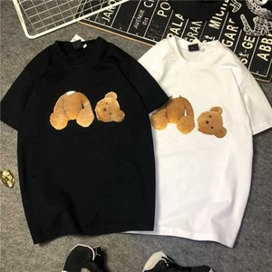 super kong achat en gros de-news_sitemap_homeins hong Super Kong Fashion Feo Fire Brand Bear Street Street Street HIP HOP BF Couple T shirt Grand demi manche d hommes et de femmes