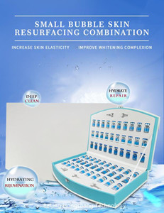 Hydra Facial Machine Water Oxygen Rejuvenation Set Water-oil Balance Moisturizing Whitening Small Bubble Beauty Salon Special