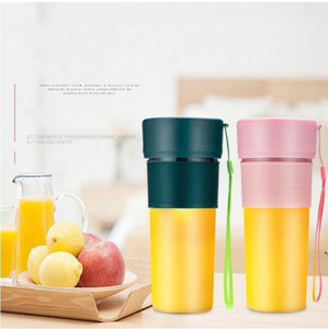 Wholesale portable battery charges for sale - Group buy Juice Squeezer ML MIni Juice Cup Outdoor Portable Battery USB Charging Blender Fruit Jucer Fruit Vegetable tools Sea Shipping DWB5380