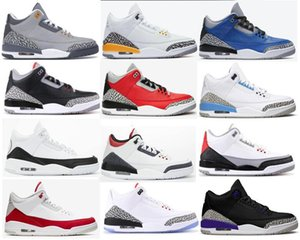 Wholesale line men for sale - Group buy Better Cool Grey Varsity Royal UNC Black Cement Basketball Shoes Red Cement Laser Orange Tinker Free Throw Line Men Sneakers
