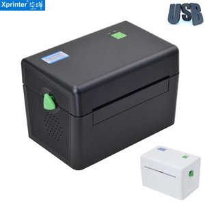 Wholesale ups printer for sale - Group buy xp B inch mm label printer Thermal Barcode Printer Shipping Label Printers UPS DHL USPS DPD POCHTA USB bar code maker