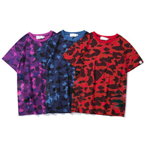 Wholesale shirts for sale - Group buy Men s T Shirts Summer High Quality Camouflage Casual Teenager Fashion Print Tees Men Tops Classic Short Sleeve