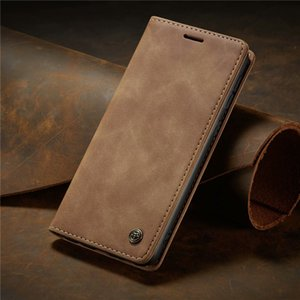 Fashion Leather Card Slots Phone Cases For iPhone 12 Mini 11 Pro X XS Max XR SE2 8 7 Plus Galaxy S21 S20 Note20 10Case Cover
