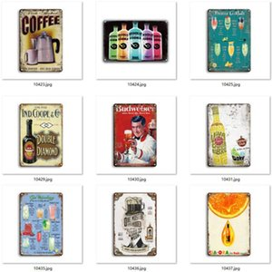 Wholesale metal paints for sale - Group buy 6000 Metal tin sign Sinclair Motor Oil Texaco Metals Painting poster home bar decor wall art pictures Vintage Garage Man Cave Retro X30cm WY840