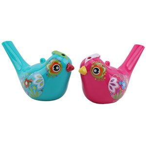 Wholesale bird drawing for sale - Group buy 2020 Creative Coloured Drawing Kid Bird Whistle Early Educational Toys Musical Instrument Bathroom Toys Q0313
