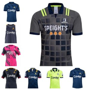 Wholesale highlander shirts for sale - Group buy S XL20 Super Rugby Jersey Highlanders home away t shirt HIGHLANDER Retro singlet Rugb y Men
