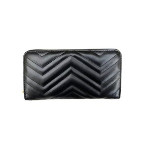 Wholesale wallets for women resale online - Latest Long Wallet for Women Designer Purse Zipper Bag Ladies Card Holder Pocket Top Quality Coin Hold