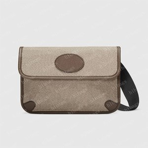 Belt Bags Waist Bag mens laptop men wallet card holder marmont coin purse multi pochette shoulder fanny pack handbag tote beige taige 493930 24 17 3.5cm #CY01