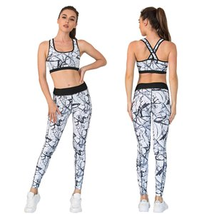 Wholesale sneaker pants for sale - Group buy Suits for Women Sets Womens Outfits Sport Sneakers Woman Sports Fashionable Women s Clothing Sexy Top Female Pant Set Yoga