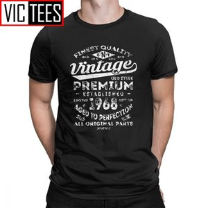 Wholesale men gifts ideas resale online - Vintage Birthday Gift Idea Men T Shirts Man s Party Clothes Unique Anniversary Birth Present T Shirt Tee Shirt