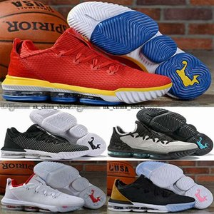 Wholesale lebron sneakers resale online - shoes youth Sneakers tenis chaussures women eur lebrons lebron basketball ladies men XVI size us trainers children james