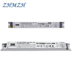 Wholesale light ballasts resale online - 3AAA YZ EAA YZ EAA T5 E V W W T5 Electronic Ballasts For T5 HO Tube Fluorescent Lights Aquarium Lamp Rectifier Y200922