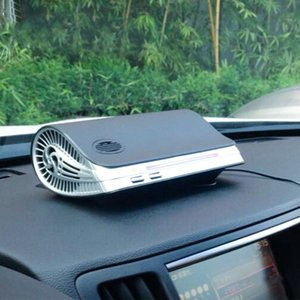 Wholesale ionic cleaner resale online - Classic Car Air Purifier Minus Ion Purification Apparatus Portable Cleaner Ionic UV HEPA Ionizer Fresh Ozone Freshener