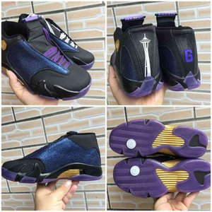 couleur violet chaussures enfants achat en gros de-news_sitemap_homeJumpman Doernbecher Black Court Black Court Purple Multi Color Enfants Chaussures Sports Sneakers S GS Lil Rey Hommes