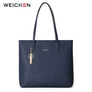 Wholesale large casual designer bags for sale - Group buy Weichen Large Capacity Women Handbag Ladies Top handle Totes Shoulder Female Casual Tote Shopping Sac Big Travelling Bag