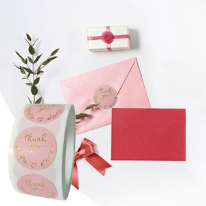 étiquettes kraft rondes achat en gros de-news_sitemap_home500pcs ronds ronds paquets de kraft pain rose or emballage d emballage autocollant sac de bonbons boîte cadeau boîte de mariage