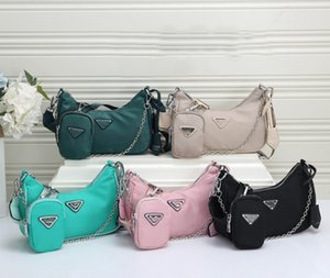 Wholesale bags for womens for sale - Group buy Fashion women canvas shoulder bags hobo crossbody for womens Chest pack lady Tote chains handbags presbyopic purse messenger bag handbag