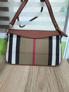 Wholesale designer check bag for sale - Group buy 2021 new color contrast small square BAG canvas hand grip single shoulder slung women s simple check envelope