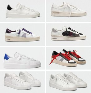 chaussures pour hommes en cuir italien achat en gros de-news_sitemap_home2021 Marque italienne Chaussures Casual Stages Steaux de Star Classic Cuir En Drapted Sale Shoe design Hommes et femmes Starry Sky Shoes Original Box