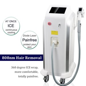 High Quality Diode Laser Hair Removal Machine 808nm Alexandrite Epilation Soprano Lazer Hairs Elimination Lightsheer Machines Clinic Use