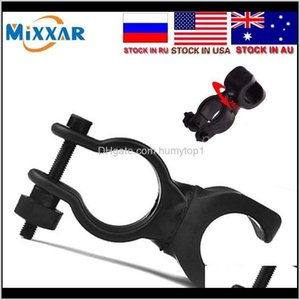 Wholesale bicycle light clamps for sale - Group buy Dropship Bike Holder Bicycle Lights Swivel Bicycle Clip Mount Bracket Holder Torch Clip Clamp Repair Tools Azty0 R3M45