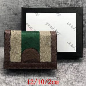 Wholesale wristlet wallets resale online - mens wallet purse womens style colorful purses men Classic fashion retro compact leather portafoglio Single zipper double zippers uomo wristlet handbag919