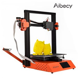 Wholesale 3d printing filaments resale online - Aibecy TMC2208 in D Printer DIY Kit Set Driver Large Printing Size mm Support Resume Filament Detection Printers