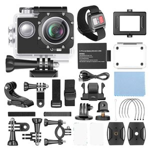 Wholesale definition angles resale online - Mounting Accessories Kit G1 Ultra High Definition K Action Camera MP Degree Wide Angle WiFi Sports Waterproof Cam Video Cameras