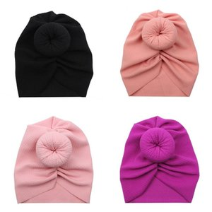 ingrosso primavera india-2020 New Hot Baby Turban Toddler Bambini Ragazzo Ragazza India Cappello Bella cm Cappello morbido primavera estate autunno estate cappello y2