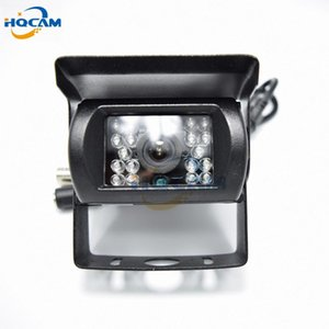 Wholesale cmos ccd waterproof camera resale online - 420TVL IR Nightvision Waterproof Car Parking Rear View Camera Cmos Bus Truck For Mini Cctv IP Cameras