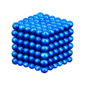 Wholesale bucky balls resale online - Buck Bucky ball Silver magnetic Rubik s cube puzzle decompression toy