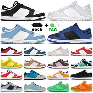 ingrosso amarena-2021 Dunk Shoes Shoes Men Donne Donne Trainer Bianco Bianco Hyper Hyper Cobalto Glow Glow Università Red Chicago Cherry Photon Dust Dunks Sneakers da uomo