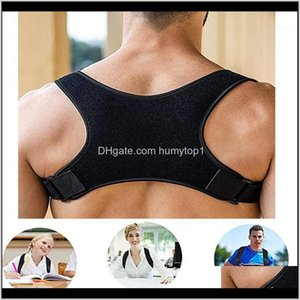 Wholesale back pain band for sale - Group buy S M L Xl Posture Corrector Back Support Belt Shoulder Bandage Back Spine Posture Correction Humpback Band Corrector Pain Relief1 O7W4A Xlkiu