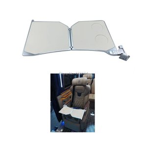 Wholesale atv hid for sale - Group buy Rv Foldable Seat Campervan Hidden Table Multi function Board For Car MPV Can Be Changed On The Size ATV Parts