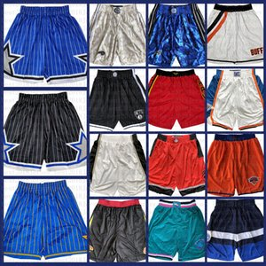 new york state  großhandel-Orlando Magic Basketball Shorts North Carolina State University Top Shorts Philadelphia