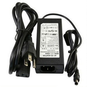 AC 100V 240V DC Power Supply Switching Adapter 12V 8A 10A 60W 96W 120W for LED Light Strip LED Monitor Driver + Power Cord