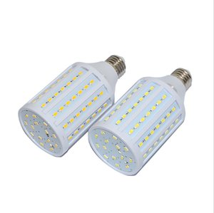 Free shipping SMD 5730 102 LEDS Corn Light Bulb Lamp Energy Save 220V 110V 30w 2700lm Warm White and White E14 on Sale