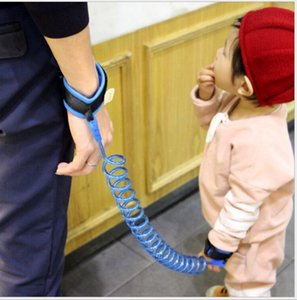 Wholesale Children Anti lost strap Child kids safety anti lost wrist link m outdoor parent baby leash band baby toddler harness