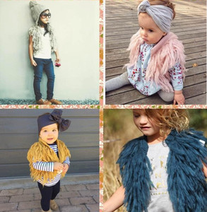Baby Children Girls Tassels Cardigans Knitting Vests Candy Color Casual Sweaters Cute Boys & Girls Stylish Jackets outwears