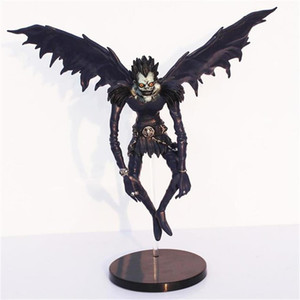 Wholesale figures pvc models for sale - Group buy 18cm Anime Death Note Deathnote Ryuuku PVC Action Figure Collection Model Toy Dolls for kids gift